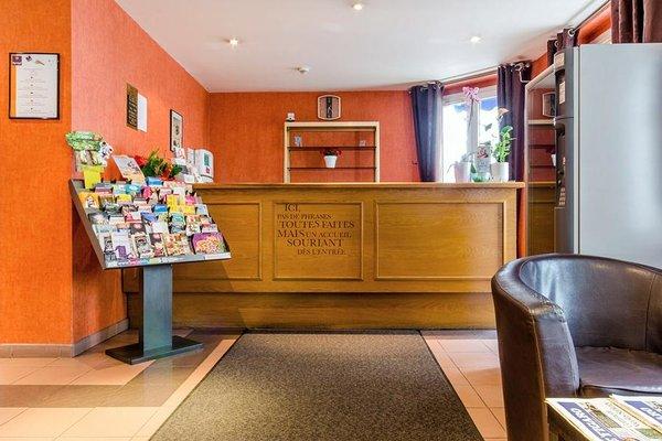 Hotel Arc Paris Porte d'Orleans - фото 17