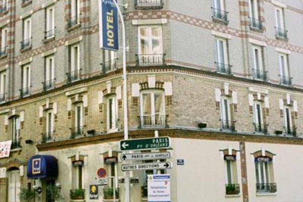 Hotel Arc Paris Porte d'Orleans - фото 21