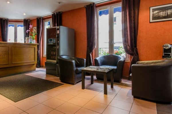Hotel Arc Paris Porte d'Orleans - фото 5