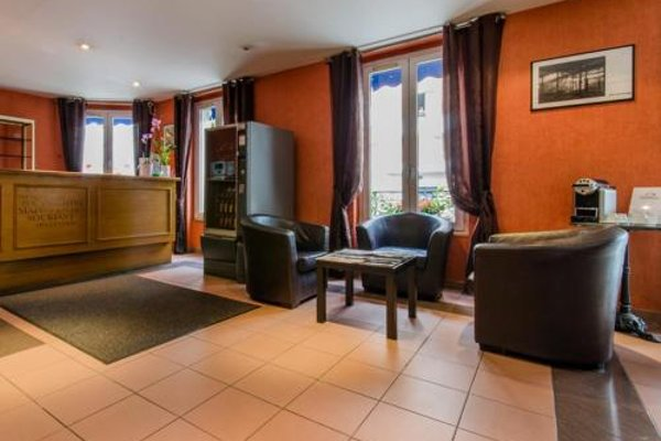 Hotel Arc Paris Porte d'Orleans - фото 6