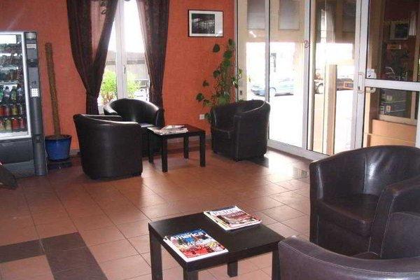 Hotel Arc Paris Porte d'Orleans - фото 8