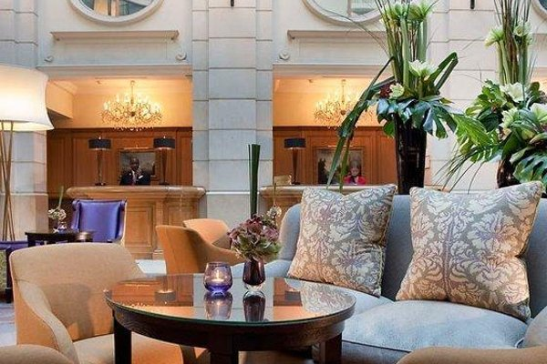 Paris Marriott Champs Elysees Hotel - фото 6