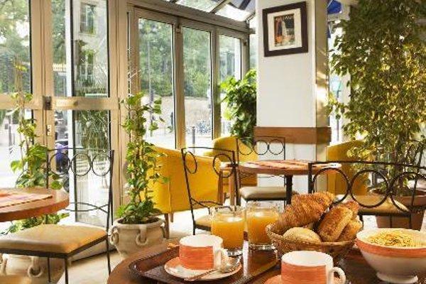 Timhotel Jardin des Plantes - фото 16