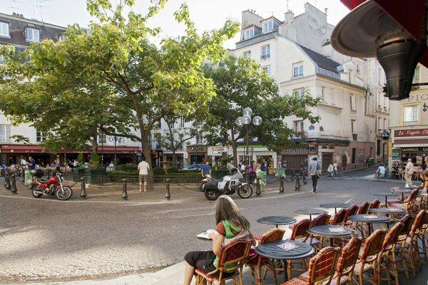 Timhotel Jardin des Plantes - фото 17