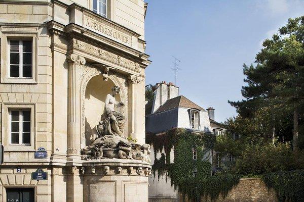 Timhotel Jardin des Plantes - фото 23