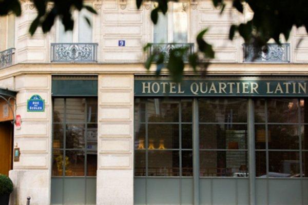 Hotel Quartier Latin - 19