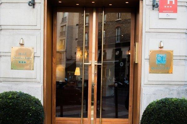 Hotel Quartier Latin - 20