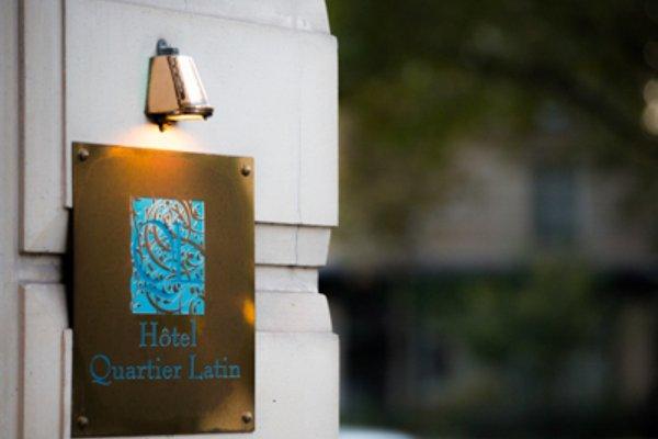 Hotel Quartier Latin - 21