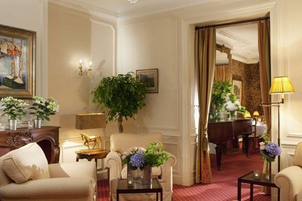 Hotel d'Angleterre - 5