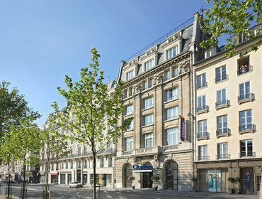 Гестхаус Citadines Saint-Germain-des-Pres Paris