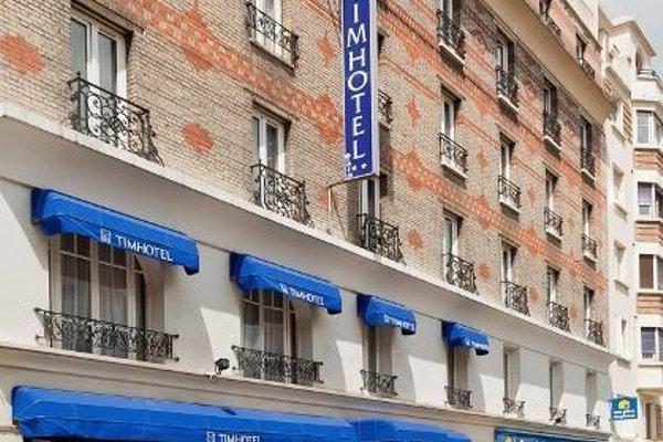 Ibis Styles Paris Place d'Italie - Butte Aux Cailles - фото 19