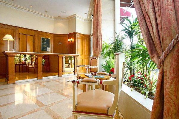 Hotel Fertel Maillot - фото 8
