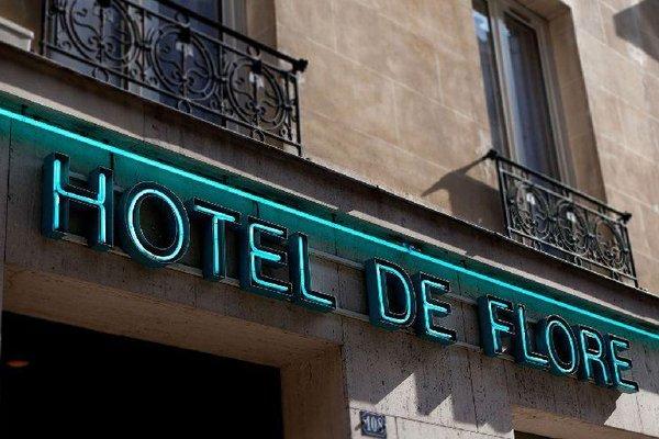 Отель De Flore - 19
