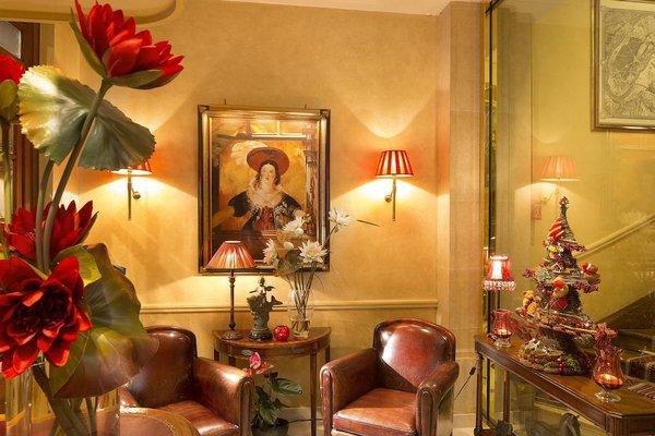 Hotel Britannique - фото 7