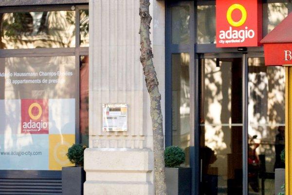 Aparthotel Adagio Paris Haussmann - 20