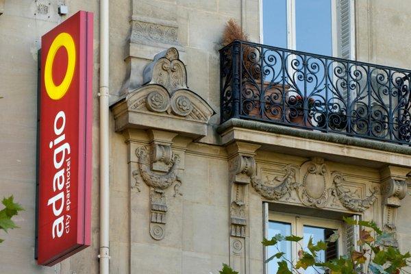 Aparthotel Adagio Paris Haussmann - 22