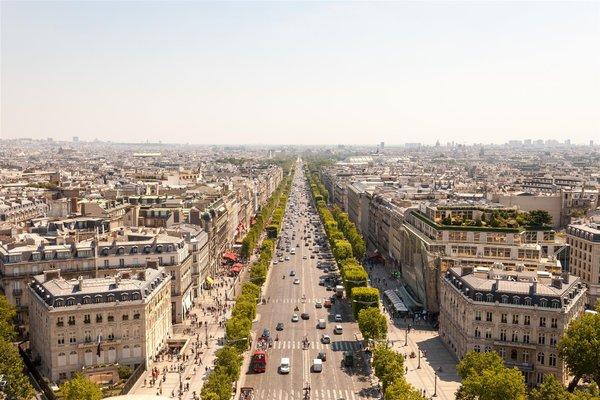 France Eiffel Hotel - 19