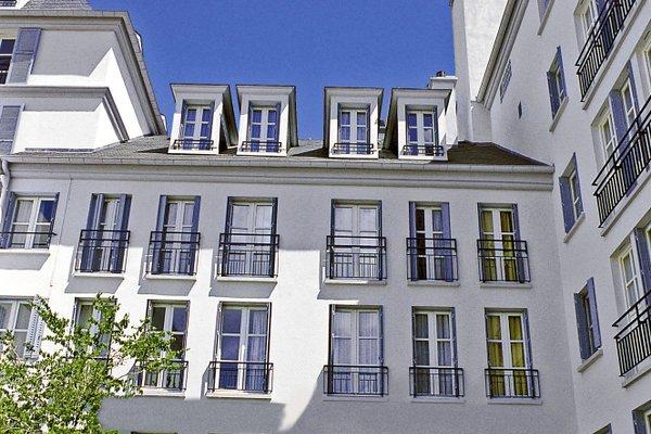 Aparthotel Adagio Paris Montmartre - фото 17