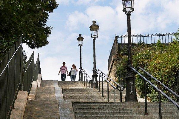 Aparthotel Adagio Paris Montmartre - фото 19