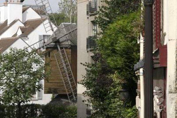 Aparthotel Adagio Paris Montmartre - фото 23