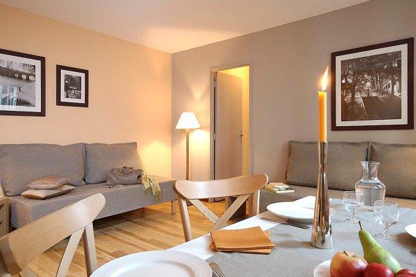 Aparthotel Adagio Paris Montmartre - фото 6