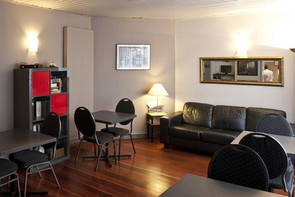 Hotel Hippodrome - фото 12