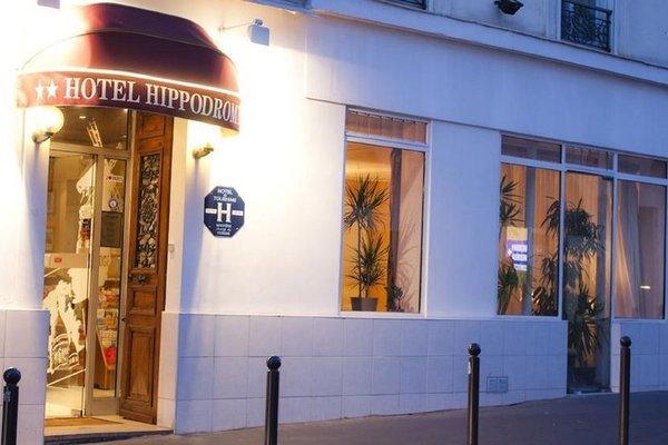 Hotel Hippodrome - фото 21