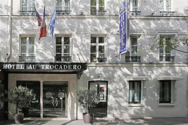 Best Western Au Trocadero - фото 6