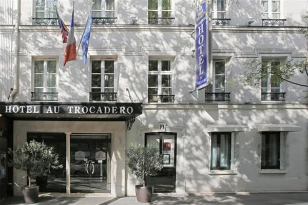 Best Western Au Trocadero - 6