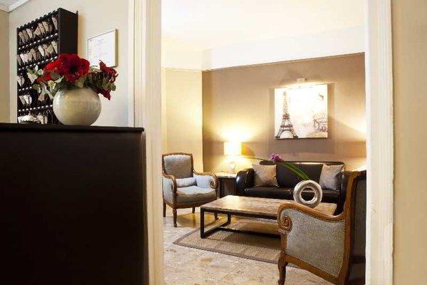 Hotel Des Batignolles - фото 4