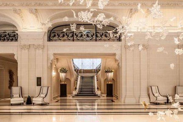 Hotel The Peninsula Paris - 12