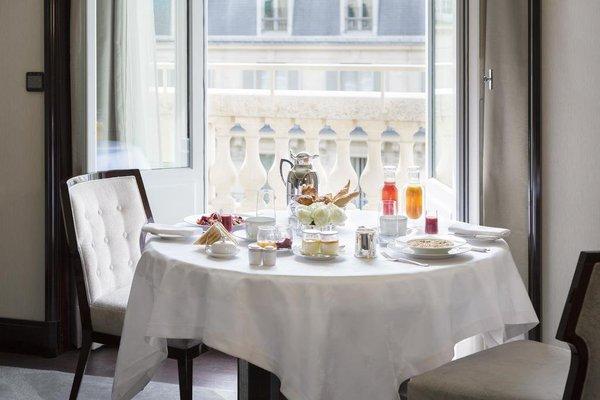 Hotel The Peninsula Paris - 9