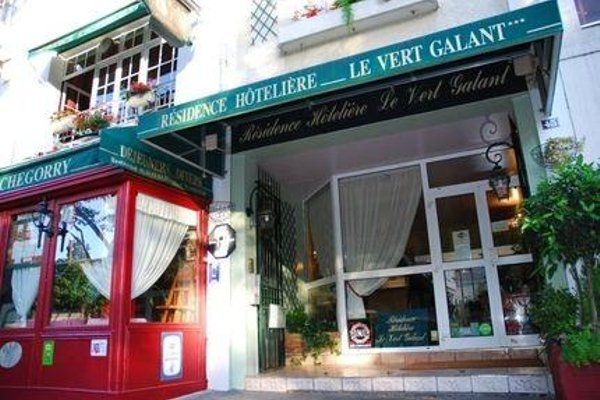 Le Vert Galant - фото 19