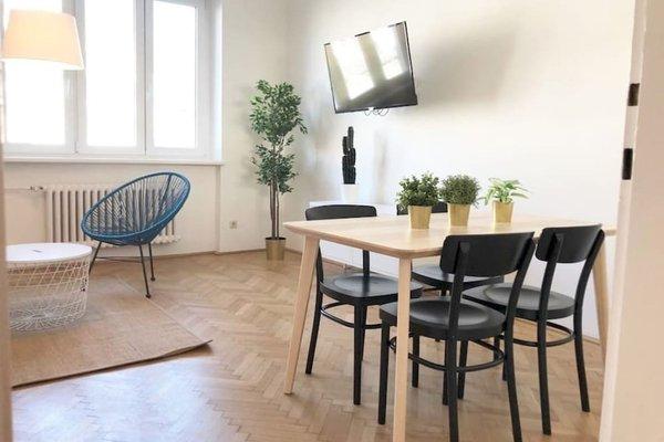 Apartment Naschmarkt - фото 3