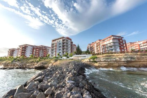 GT Marina & Panorama Fort Beach Apartments - фото 5