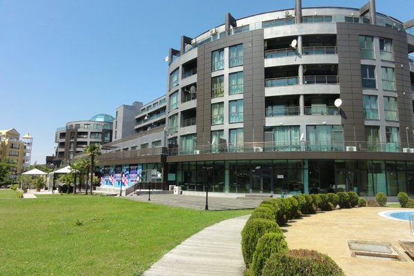 Апарт-отель Sandapart Sunny Beach Plaza - фото 31