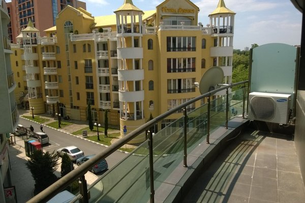 Апарт-отель Sandapart Sunny Beach Plaza - фото 5