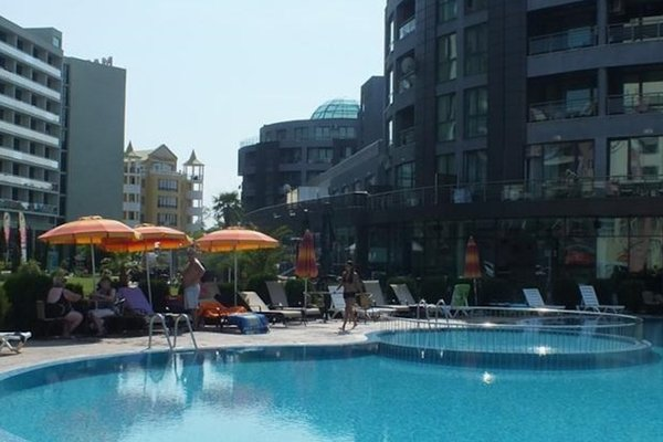 Апарт-отель Sandapart Sunny Beach Plaza - фото 9
