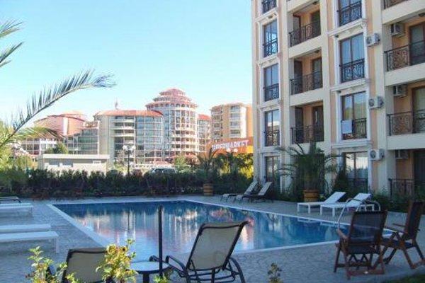 GT Villa Astoria Apartments - фото 13