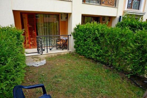 GT Villa Astoria Apartments - фото 11