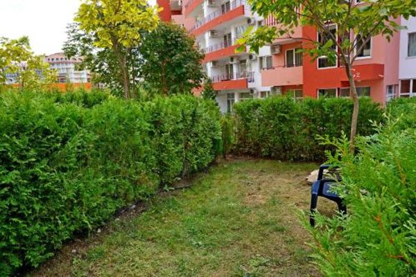 GT Villa Astoria Apartments - фото 12
