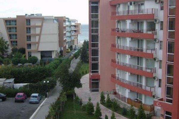 GT Villa Astoria Apartments - фото 3