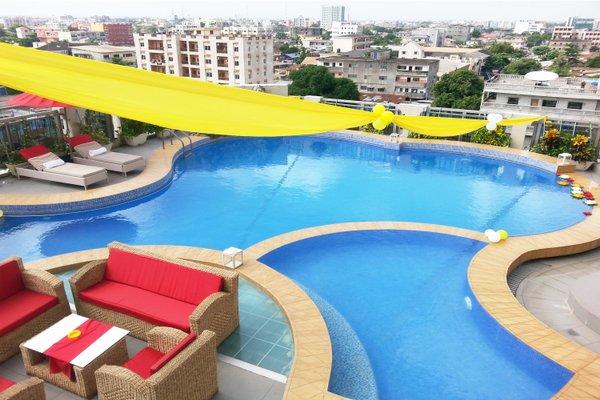 Benin Royal Hotel - фото 22