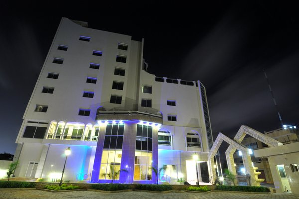 Benin Royal Hotel - фото 23