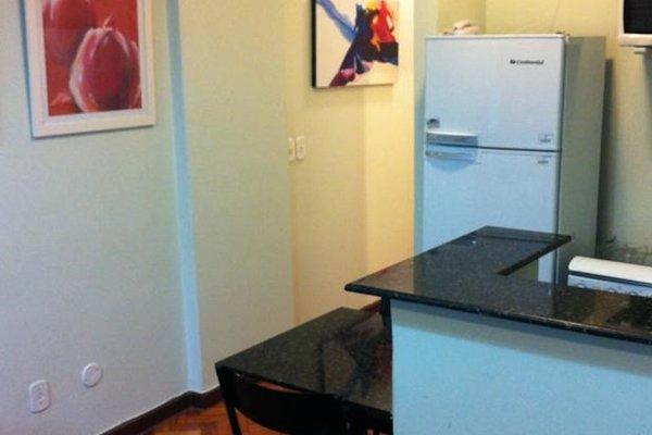 Apartamento Nossa Senhora de Copacabana - фото 25