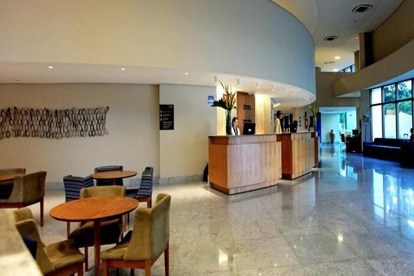 Bristol Recife Suites & Convention - фото 17