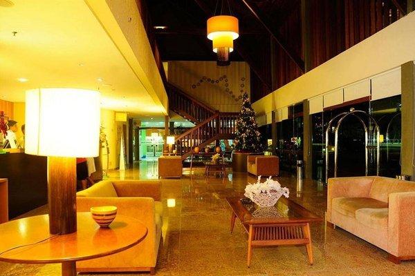 Flats Resort Porto Beach - фото 3