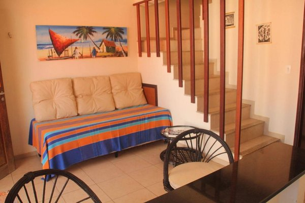 Apartamentos Pipa Centro - фото 7