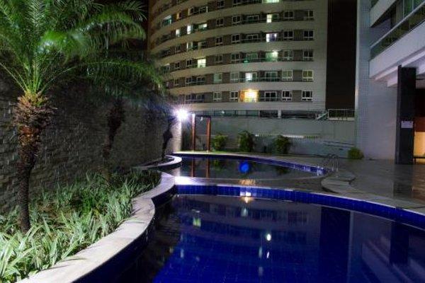 Apartamento Deluxe Ahead Ponta Negra - фото 15