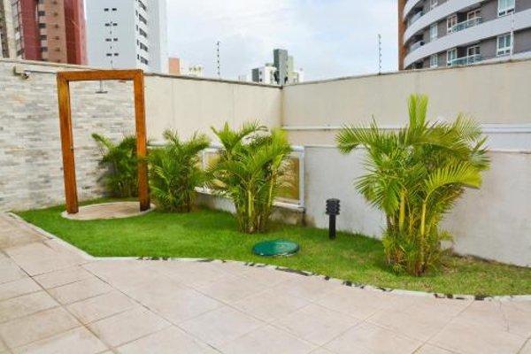 Apartamento Deluxe Ahead Ponta Negra - фото 18